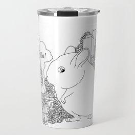 Chinzilla Travel Mug