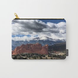 Pikes Peak - Colorado Springs Carry-All Pouch
