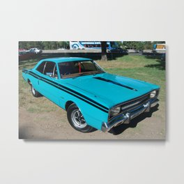 1974 Argentinian Model Only MOPAR Polara RT Metal Print