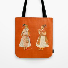 Before Hipsters Tote Bag