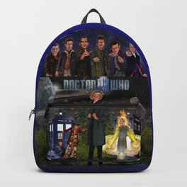 13th Doctor Backpack