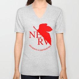 Nerv Unisex V-Neck
