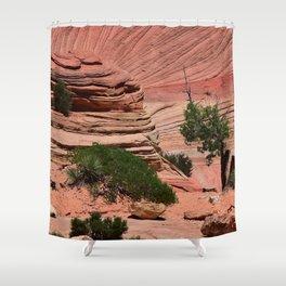 Zion - II Shower Curtain