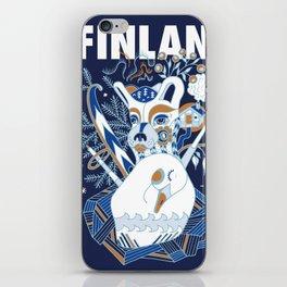 My Finland iPhone Skin