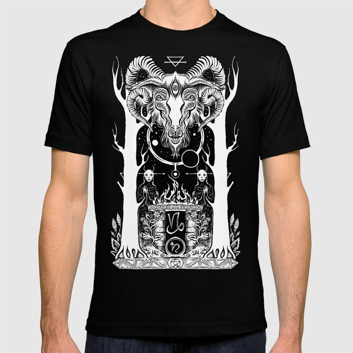 Ritual of Capricorn T-shirt