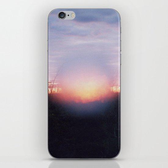 blur iPhone & iPod Skin