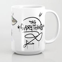 TAGGING UFOS Coffee Mug