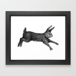 Fiver Framed Art Print