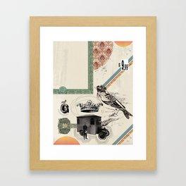 Vida Framed Art Print