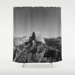 Glacier Point, Yosemite National Park VI Shower Curtain