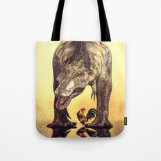 Discussion of Evolution Tote Bag