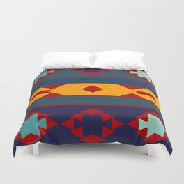 Azteca Duvet Cover