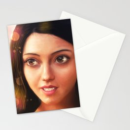 Alita Battle Angel Stationery Cards
