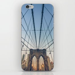 Brooklyn Bridge New York City iPhone Skin