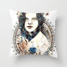 In Glorious Autumn Throw Pillow