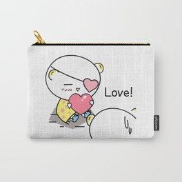 A little bear[SoongJjang] - BEST Carry-All Pouch