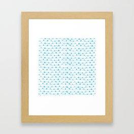 Boats at Sea Framed Art Print