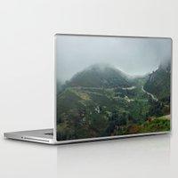 europe Laptop & iPad Skins featuring Peaks of Europe 2 by Svetlana Korneliuk