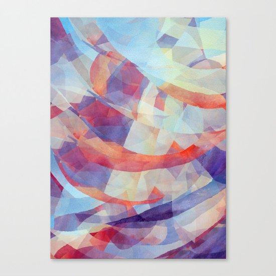 New Light Lays Bare Canvas Print