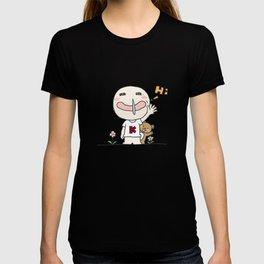 K Young-HI T-shirt
