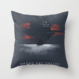 SAO Throw Pillow