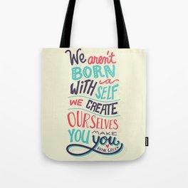 You make you Tote Bag