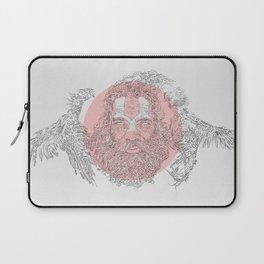 Holy cockfight Laptop Sleeve