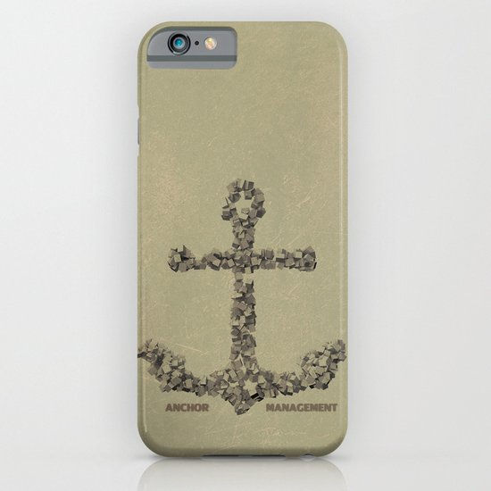 Anchor Management iPhone & iPod Case