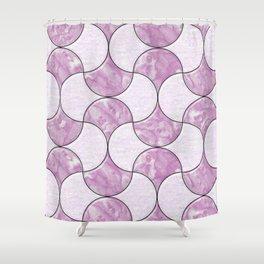 Geometrix IX Shower Curtain