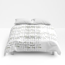 Digital Pattern Comforters