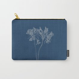 Parrot Lily Blueprint Carry-All Pouch