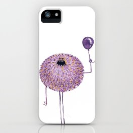 Poofy Francis iPhone Case
