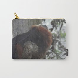 Lion-Headed Tamarin Carry-All Pouch
