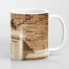Carlo Catani Statue Coffee Mug