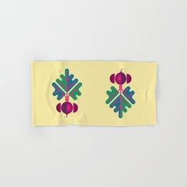 Vegetable: Beetroot Hand & Bath Towel