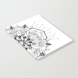 Mandala Series 03 Notebook