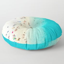 Mediterranean Dreams Floor Pillow
