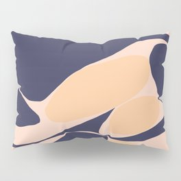 Abstraction_Organic_Shape_Minimalism_001 Pillow Sham