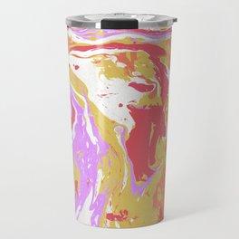 Marble texture 12 Travel Mug