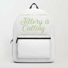 Fillory is Calling Backpack
