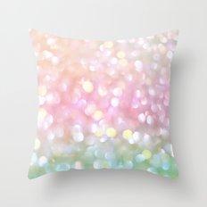 Sea Pearl Throw Pillow