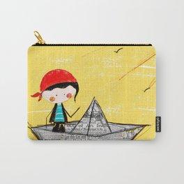 Tiempo de aventuras Carry-All Pouch