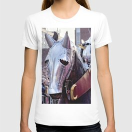 Armoured Horse And Knight T-shirt