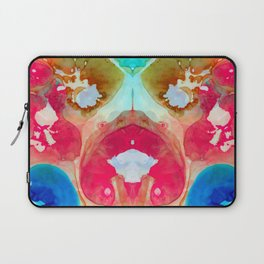 I Found Your Dog - Art By Sharon Cummings Laptop Sleeve