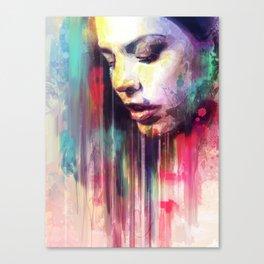 Sorrow Canvas Print