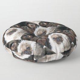 Pugland, USA Floor Pillow