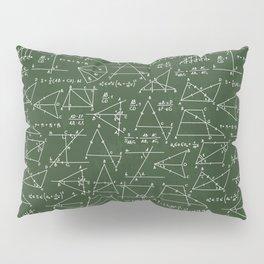 Geek math pattern Pillow Sham