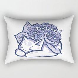 Herbizarre à la violette / Violet Ivysaur Rectangular Pillow