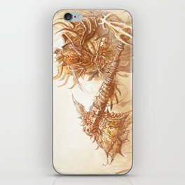 I Will Not Be Denied... iPhone Skin