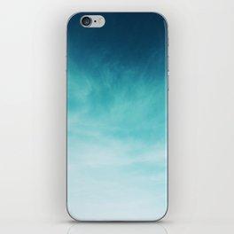 Magical Blues iPhone Skin